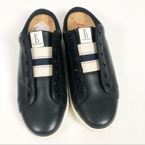 ED Ellen Degeneres Chapamule Shoes in Black